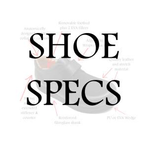 Shoe Specs v2
