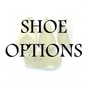 Shoe Options 1